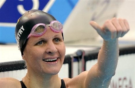 kirsty coventry | Kirsty Coventry named Zimbabwe's Sportsperson of the Year