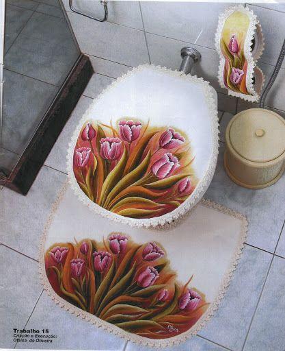 Criando Arte - Pintura em Tecido no Emborrachado - Nº 56 - Rosana Carvalho Carvalho - Álbuns da web do Picasa