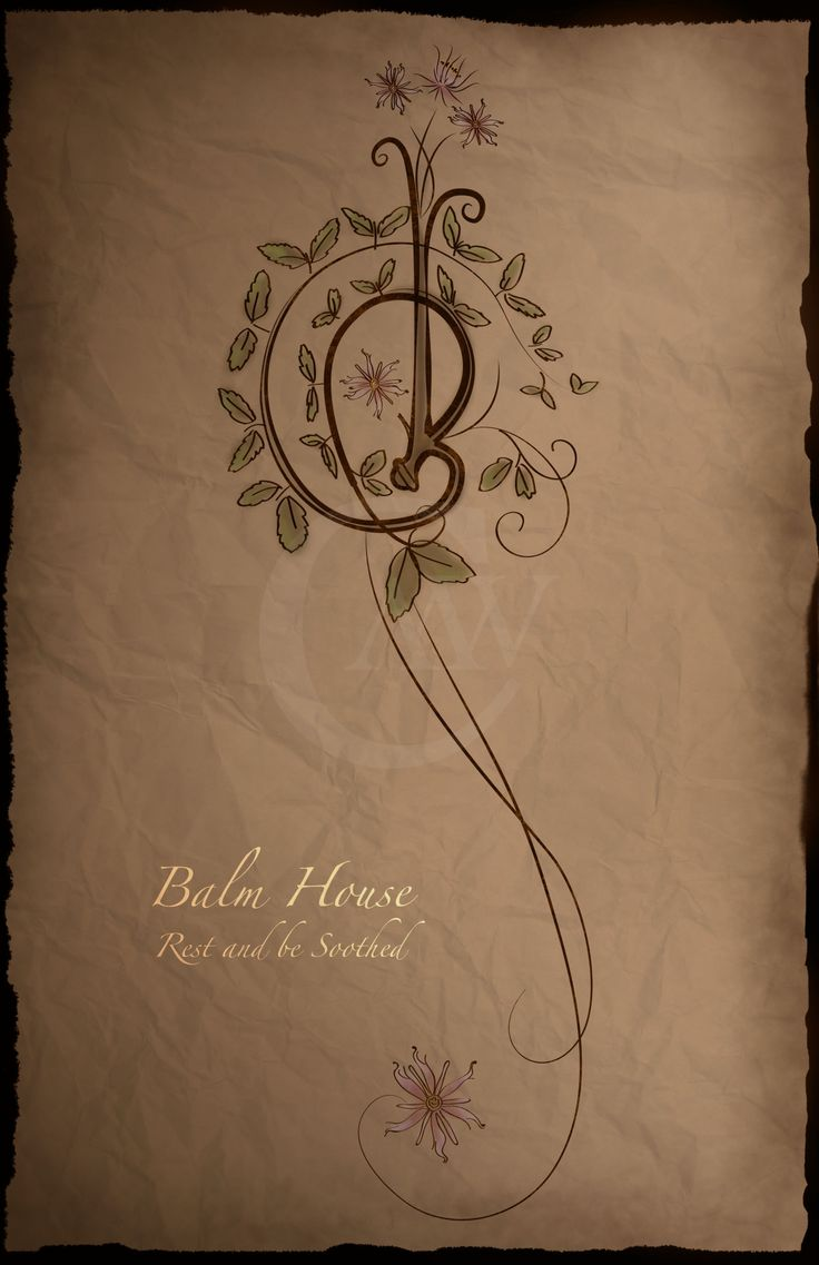 Balm House Marque By Strivingartist