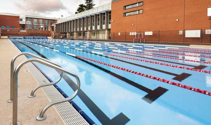 Perth College Pool - Australia - Myrtha Pools