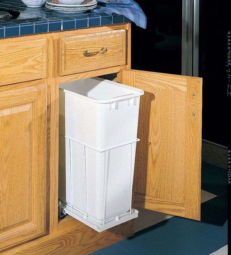 17 Best Images About Kitchen Trash Storage On Pinterest