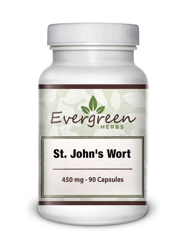 St. John's Wort - 450 mg - 90 capsules