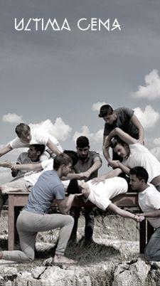 #ilvangelodipasolini #ULTIMACENA quadro coreografico di Giulio De Leo Foto©LaMokaCommunication  www.vangelopasolinimurgia.it
