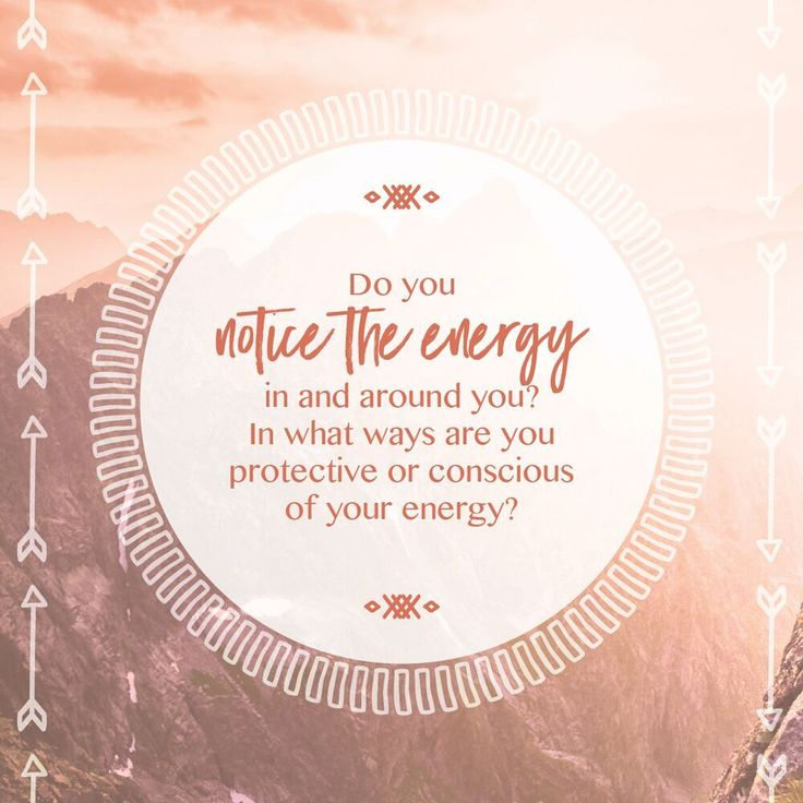 Soul to Soul Q: Do you notice your own energy? Do you pick up on other people's energy? How does it affect you? Ask and pass it on x http://www.krisfranken.com/shop/