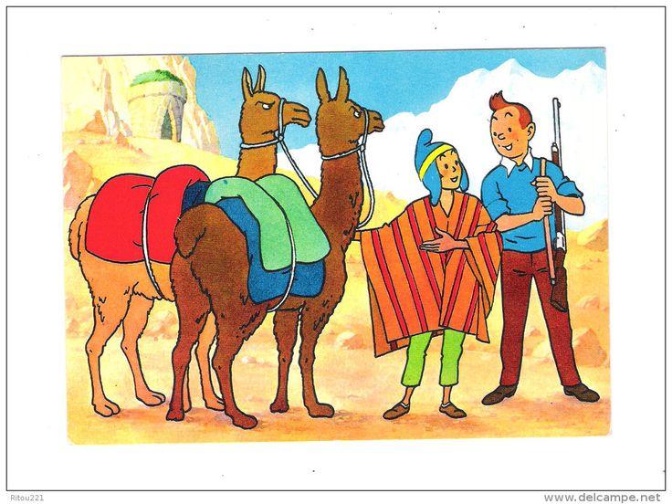 """Résultat de recherche d'images pour """"lama tintin"""""""