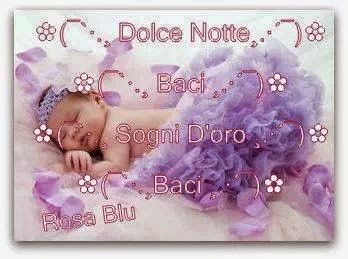 Dolcissima notte