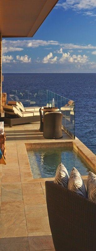 THE CLIFFS...luxury retreat in the BRITISH VIRGIN ISLANDS | LOLO ☆re-pinned by www.wfpcc.com