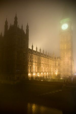 Palace of Westminster, London by Simon Tong