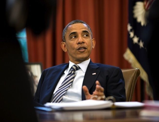 Obama meets with Tim Cook, Vint Cerf, and other tech leaders to talk surveillance