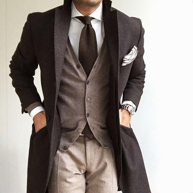 WatchAnish Menswear Inspiration