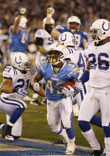 Darren Sproles - Wish he still played for the Chargers