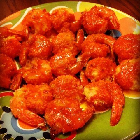 Baked Buffalo Shrimp. | Food enjoy | Pinterest