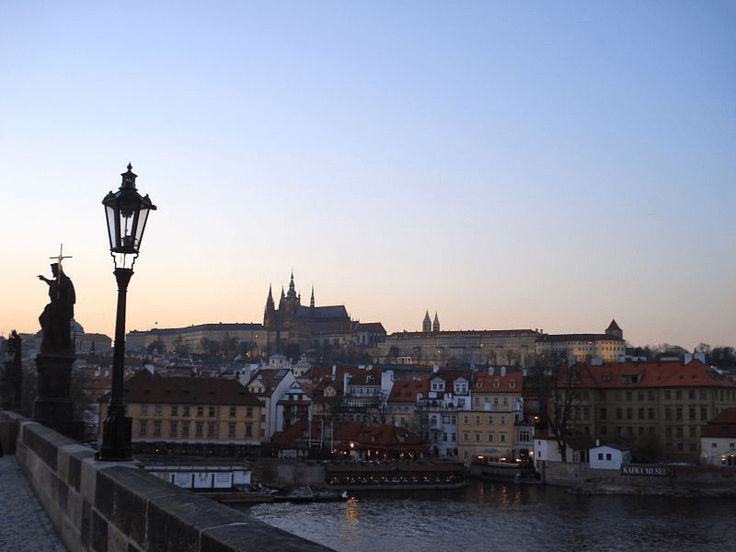 Praga, una ciudad con mucho que contar y tanto por ver...