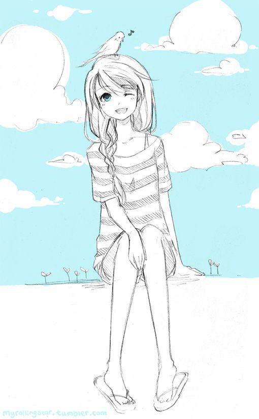Zeichnung ~