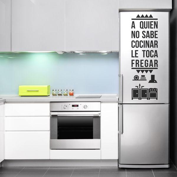 32 best images about cocina vinilos decorativos on - Vinilos decorativos para cocina ...