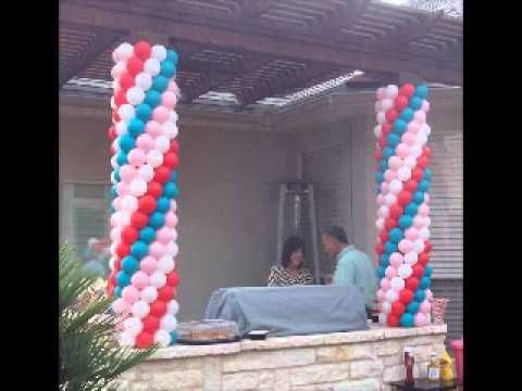 Learn Balloon Decorating in Dallas TX