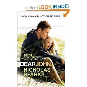 oh Nicholas Sparks......