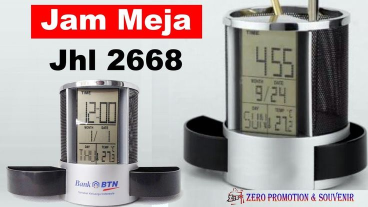 Jual Jam Meja promosi JHL 2668