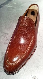 Saint Crispin's loafer