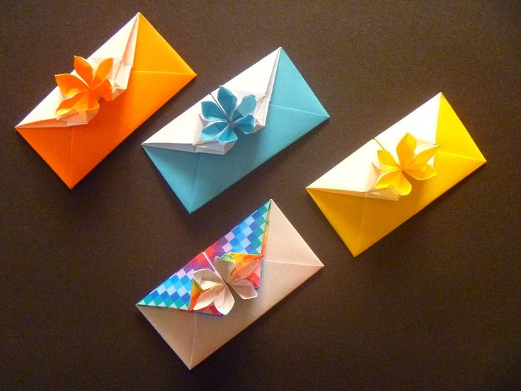 The 213 Best Origami Envelope Images On Pinterest
