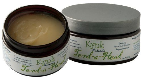 This product by Kynk Naturals is going to give your hair a little TLC