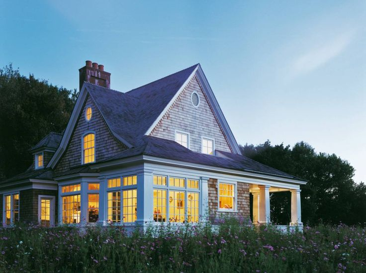 8 best Small Gem in the Field Shingle House images on Pinterest