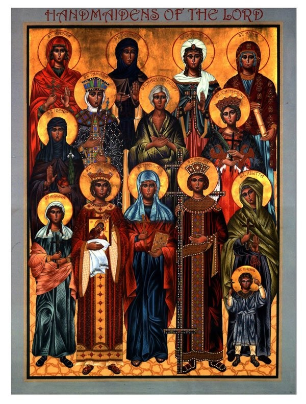 Famous Catholic Saints | Famous Catholic Mystics | The Mystic Saints