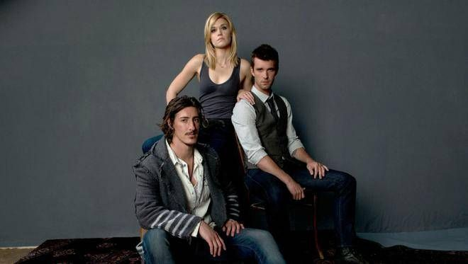 """Our stars from """"Haven."""""""