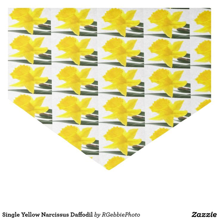 Single Yellow Narcissus Daffodil Tissue Paper - $2.50 - Single Yellow Narcissus Daffodil Tissue Paper - by #RGebbiePhoto @ #zazzle - #Flowers #Daffodil #Yellow - A vibrant yellow narcissus daffodil over white. Personalize this line with customizable text! Add Your Name to customize! Symbolizing rebirth and new beginnings, the daffodil is virtually synonymous with spring.