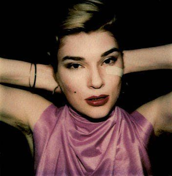CHLOE VAN PARIS: STYLE ICON - The Queen of the Punk - Edwige Belmore