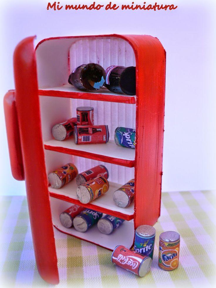 how to: vintage Smeg fridge