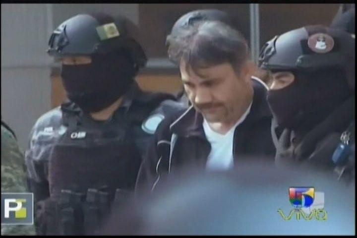 """Imágenes De Impacto: Momento Que Atraparon  A El """"Licenciado"""" Jefe Sucesor De El Chapo Guzmán"""