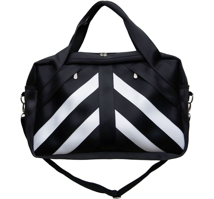 Tinglondon.com Bag made from recycled seat belts