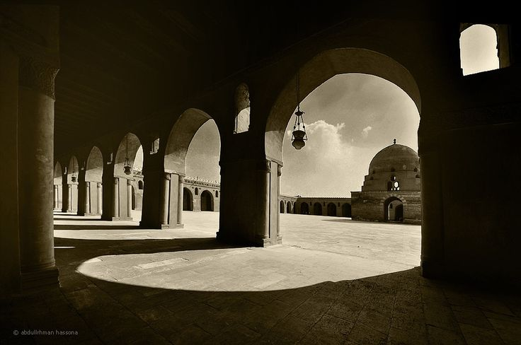 mkaan 01 - ابن طولون -265هـ - القاهره القديمة ibn Tolon Mosque  - old cairo