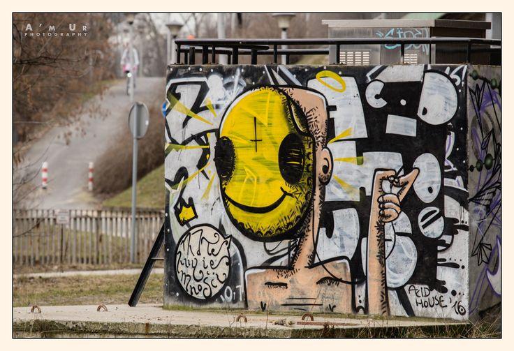 Graftiti ©Arek Uriasz