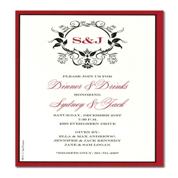 business open house invitation templates free