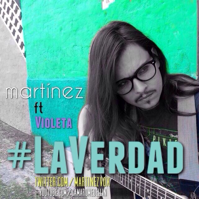 #LaVerdad FT Violeta.  Coming Soon  Produced by MIC