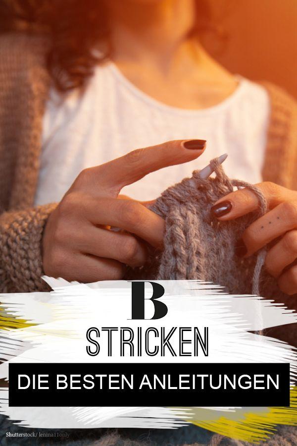 Stricken: Die besten Anleitungen. Stricken ist eure große Leidenschaft? Hier findet ihr hier Anleitungen, Strickmuster und Inspiration für Anfänger und Fortgeschrittene und könnt im Nu eure eigene Jacke, Pullover, Top, Netztasche und Mütze usw. stricken.