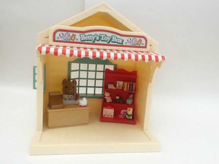 Sylvanian Families Bettys Toy Box Shop BUY IT HERE! in Dolls & Bears, Dolls, Clothing & Accessories, Fashion, Character, Play Dolls | eBay