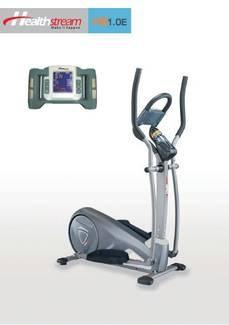healthstream elliptical cross trainer manual