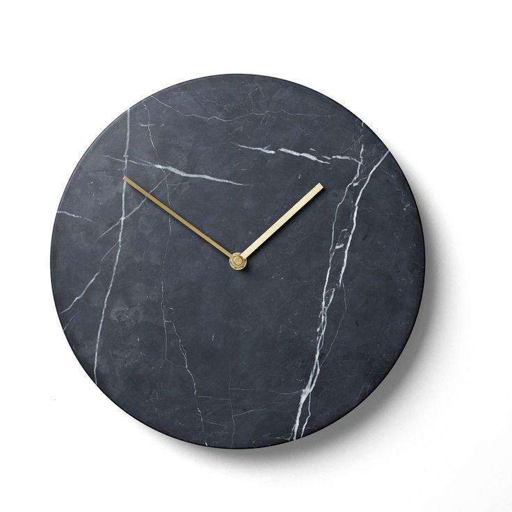 marble clock - Google Search