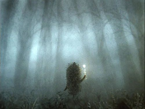 """Hedgehog in the Fog."" Yuri Norstein."