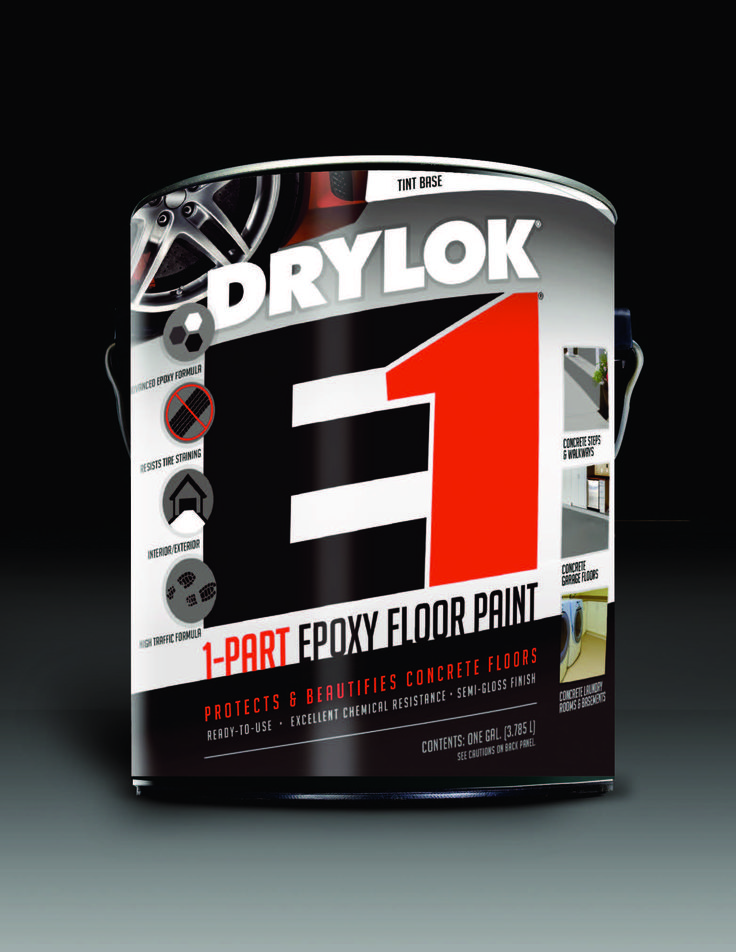 Drylok  Part Epoxy Floor Paint Review