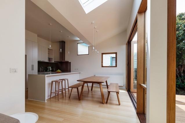 Profile House by Black Line One X Architecture Studio.