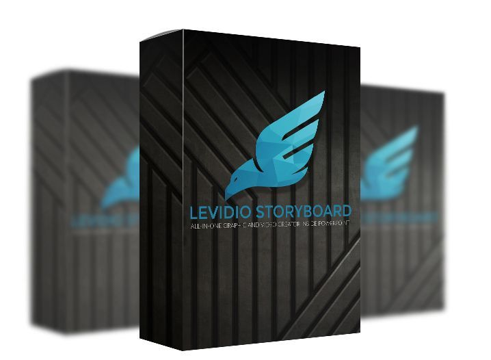 Levidio Storyboard Review  Easiest Course To Create Professional High Converting Graphic & Video For Your Marketing Needs In Minutes