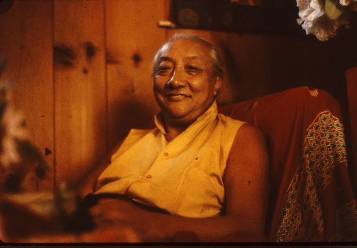 """Just like the wind moving through the empty sky ~ Dilgo Khyentse Rinpoche http://justdharma.com/s/sdo7g  There is no emotion that you cannot be rid of, because emotions are simply thoughts, and thoughts are just like the wind moving through the empty sky. There is nothing to them.  – Dilgo Khyentse Rinpoche  from the book """"The Heart of Compassion: The Thirty-seven Verses on the Practice of a Bodhisattva"""" ISBN: 978-1590304570…"""