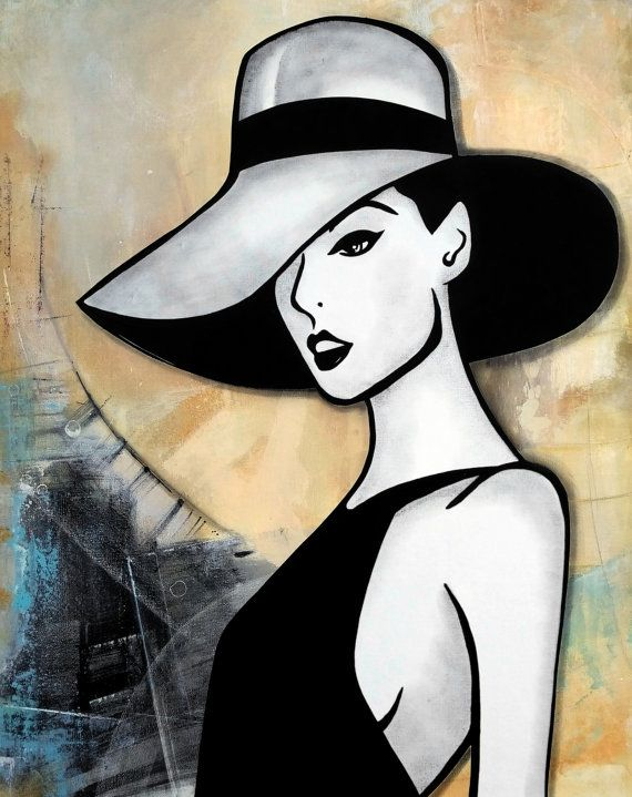 Resumen pintura original el arte moderno de pop por fidostudio                                                                                                                                                      Más
