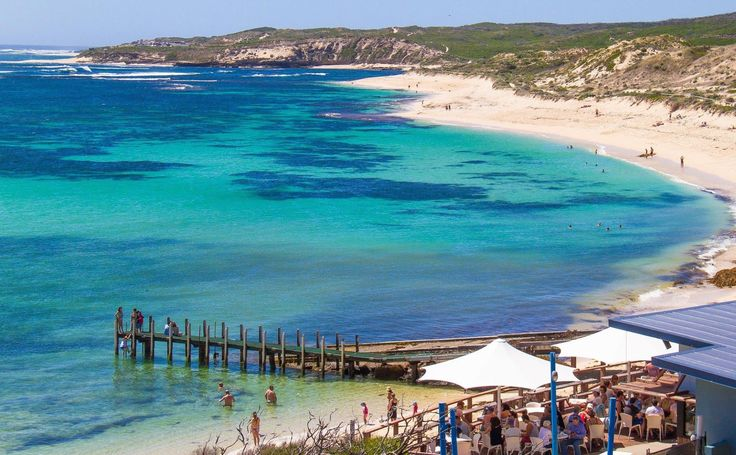The Margaret River Discovery Co - Wine & Adventure Tours | White Elephant Beach Cafe, Western AUstralia... An early morning swim followed by breakfast in the sunshine….