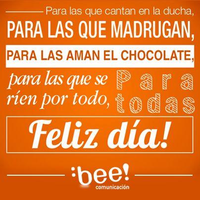 De Bee! Comunicación para todas