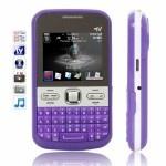 $119.00  Three SIM Standby Mobile Phone Purple